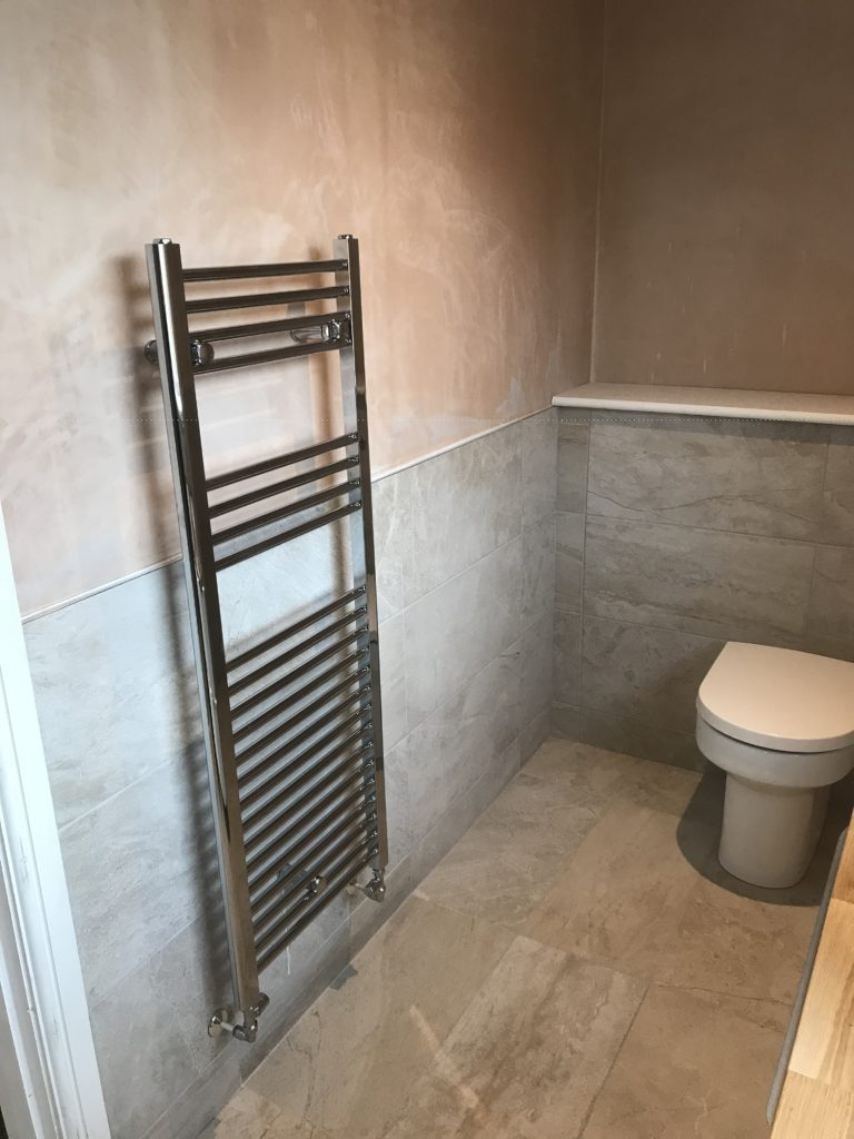 Bathroom Installation at Bulloughs Plumbers